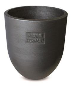 Графитовые и карбидкремниевые тигли формы BU для плавки цветных металлов